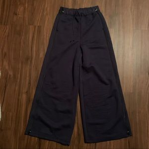 Nike sweatpants navy blue size S